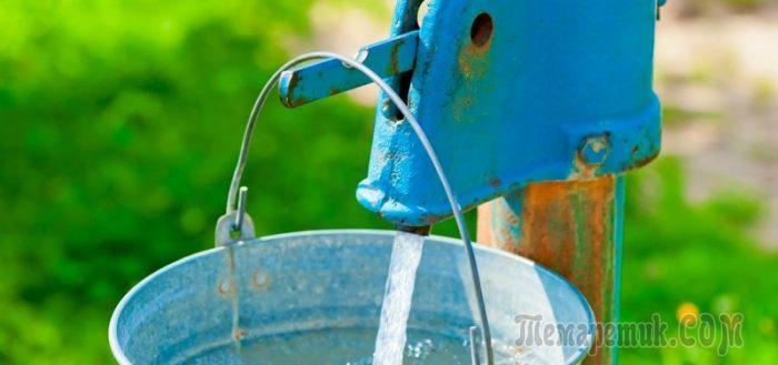 Налог на воду в 2021 году для садовых товариществ